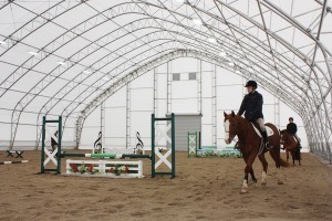 Equine Riding Arena - Bella Rose 3