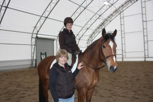 Equine Riding Arena - Bella Rose 2