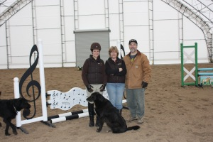 Equine Riding Arena - Bella Rose 4