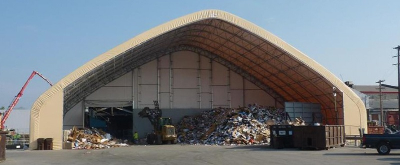 ClearSpan Material Recovery Facility
