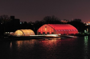 Anacostia boathouse