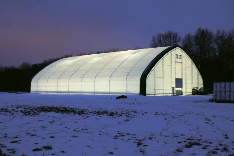 Barn winterization
