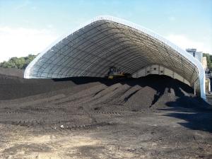 Coal storage