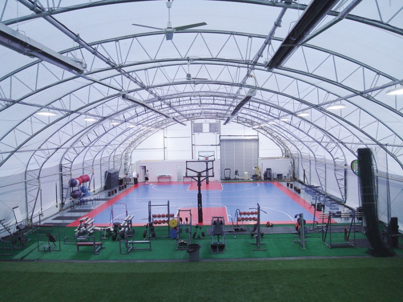 Warm Up Your Fabric Structure Clearspan S Insulation And
