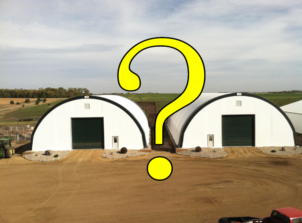 Guess the application of ClearSpan Fabric Structures