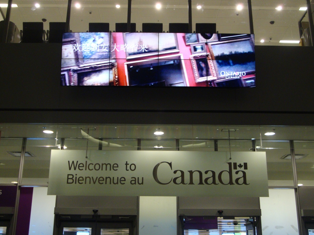 ClearSpan in Canada