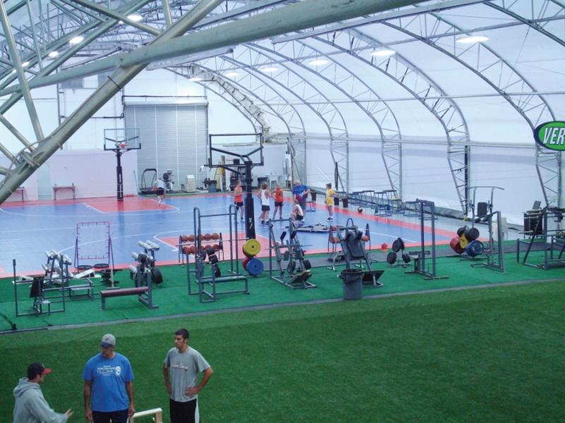 Total Athlete Indoor Training