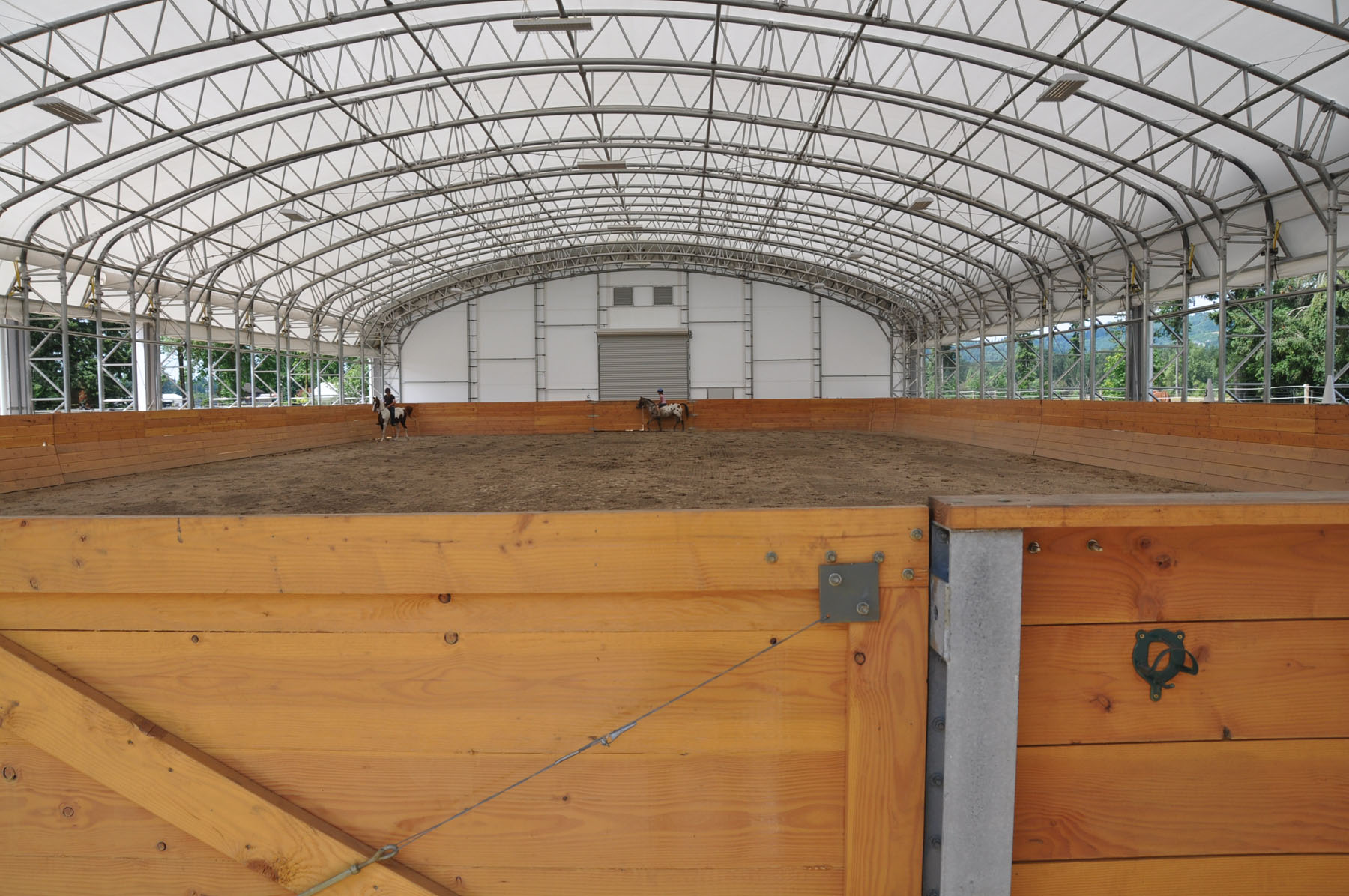 Indoor Riding Arena | ClearSpan Fabric Structures Blog