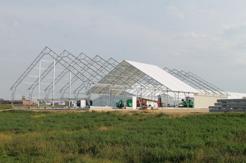 Hybrid Building in IA