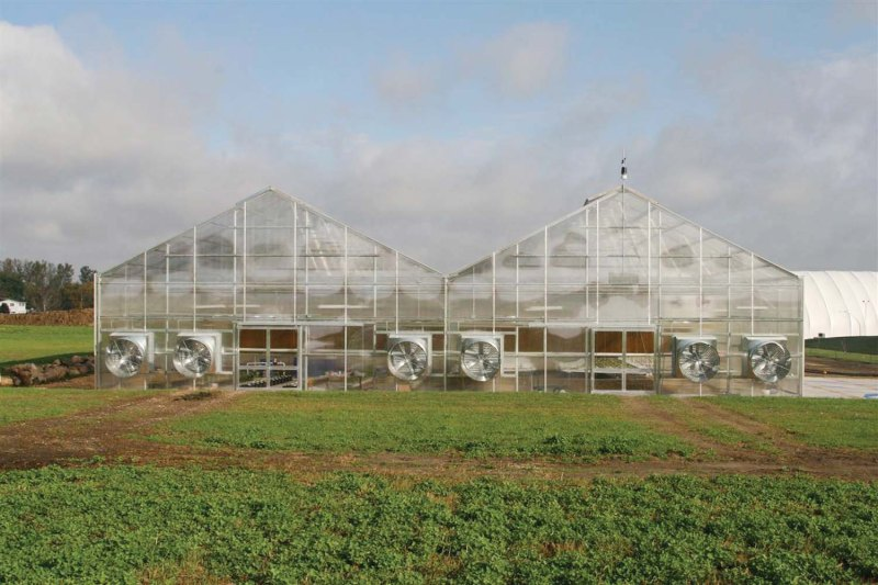 ClearSpan Engineered Greenhouses