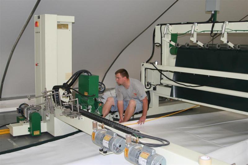 Fabric Cutting