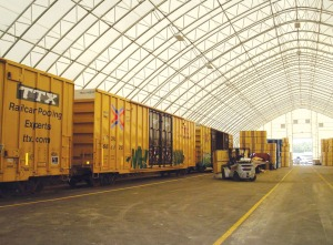 warehousing facility