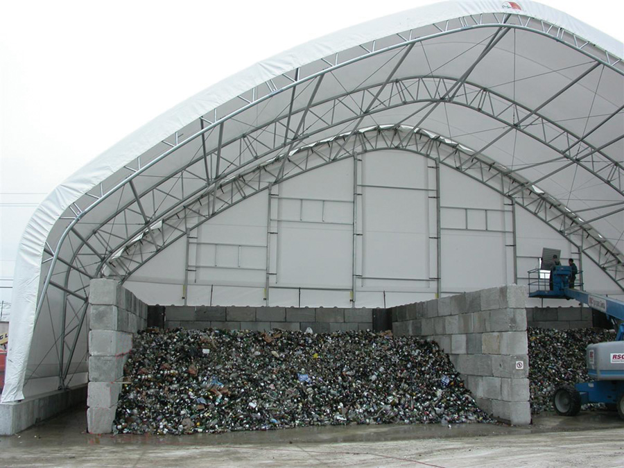 Glass Recycle Center