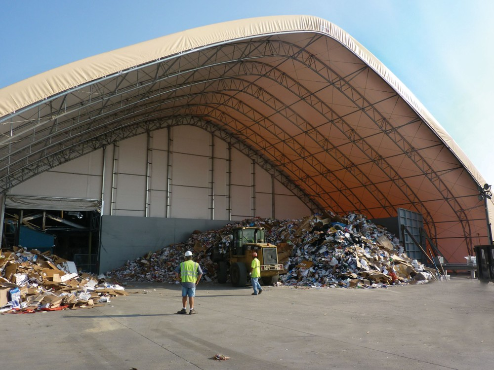 120 x 60 recycling center